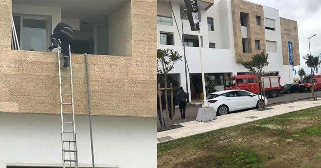 حريق في مارينا سلا بسبب تماس كهربائي والساكنة تتهم المطاعم التي لا تحترم شروط السلامة
