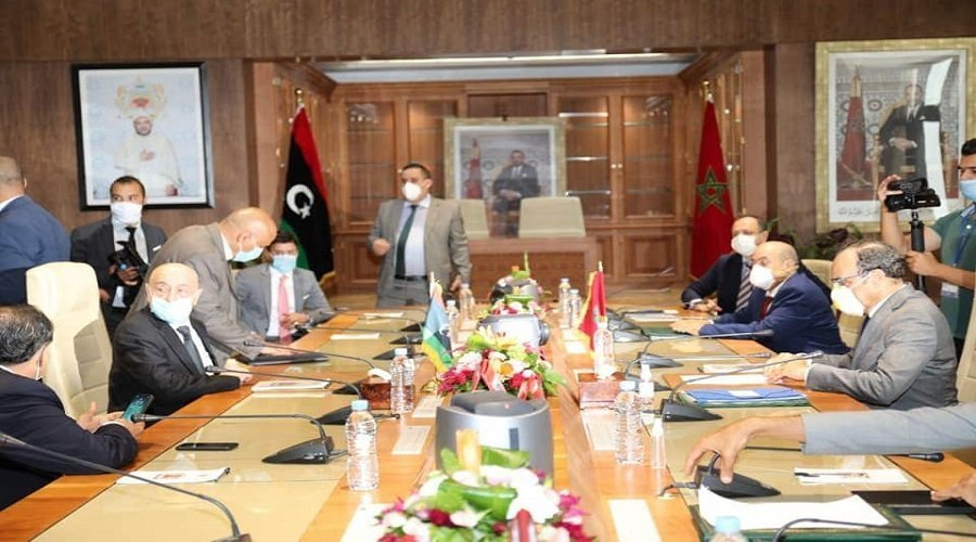 المالكي يؤكد دعم المغرب لكل المبادرات الهادفة لاستتباب الأمن والاستقرار بليبيا