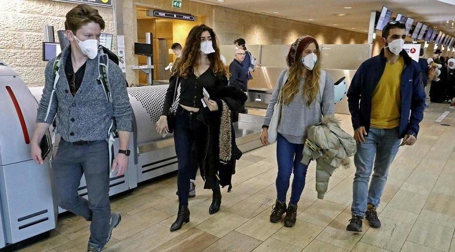 إسرائيل تفرض الحجر الصحي على مسافرين من دول أوروبية