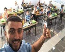 هشام الفقيه، صاحب مبادرات إنسانية وإجتماعية جعلت منه محط تقدير و إمتنان الصغار والكبار