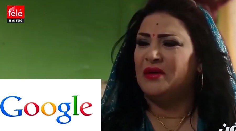 شركة غوغل تحرج ممثلة مصرية شهيرة وهذا هو السبب