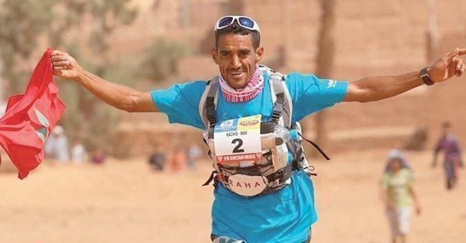 العداء المغربي رشيد المرابطي يحل ثانيا في المرحلة الرابعة من ماراطون الرمال بالبيرو