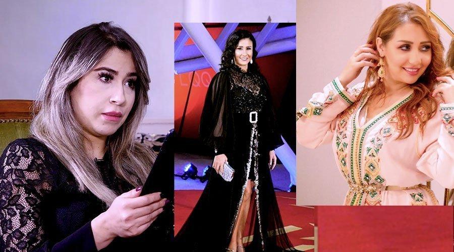 لبس قدك يواتيك: هكذا علقت المصمم مريم على إطلالات مريم حسين و صفاء وهناء وأسماء الخمليشي