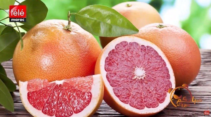 """تعرفوا على فوائد وأضرار فاكهة """"بامبلوموس"""""""