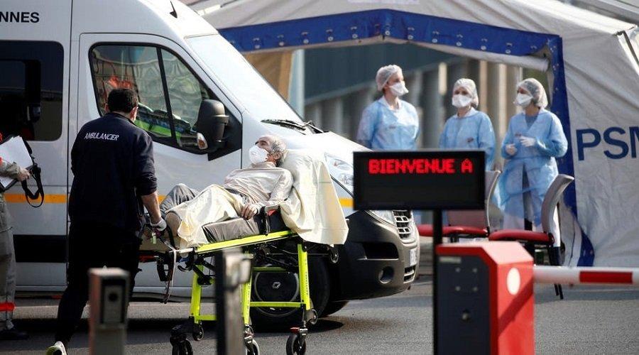 تسحيل 2314 وفاة بكورونا في فرنسا والحكومة تطلب مليار كمامة من الصين