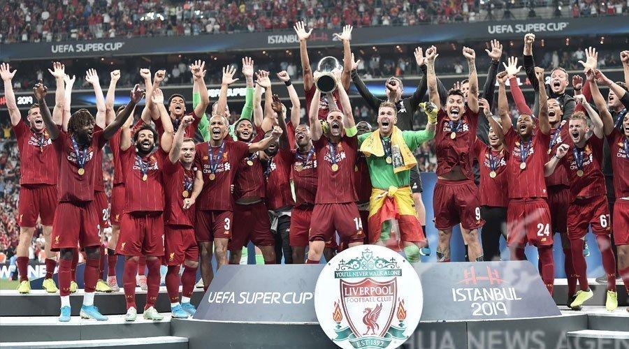 ليفربول يحرز كأس السوبر الأوربية على حساب تشلسي بالركلات الترجيحية