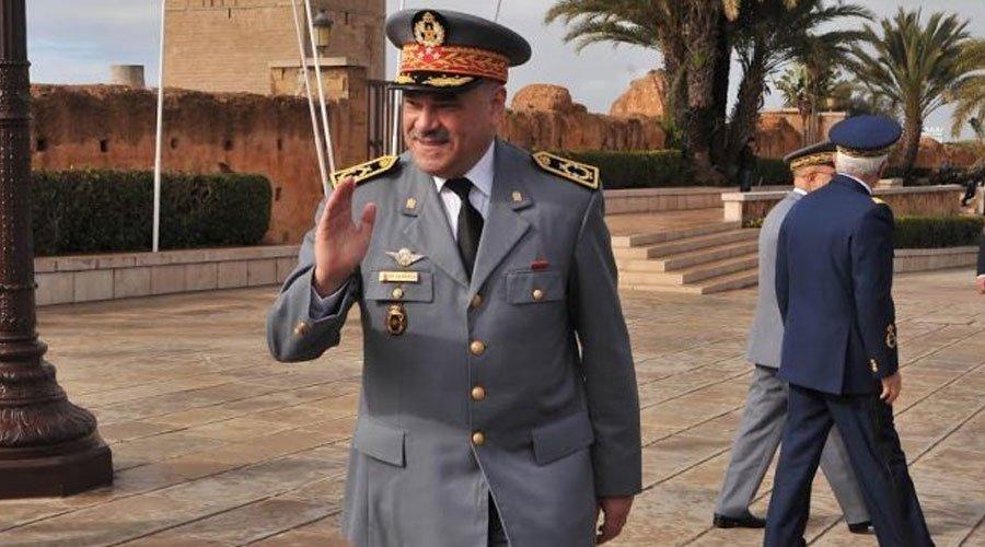 الجنرال حرمو يعفي القائد الجهوي للدرك بطنجة بعد فضيحة التهريب