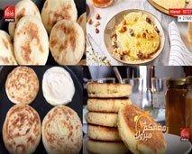 فوائد تناول العجائن خلال رمضان