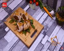 """طريقة بسيطة لتحضير """"صدر دجاج معمر """""""
