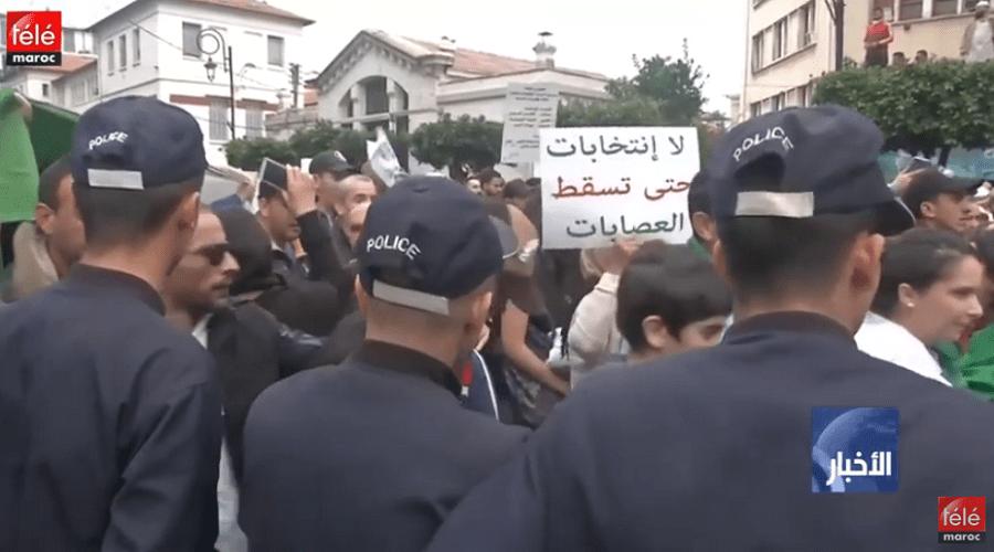 الرئيس الجزائري المؤقت يعلن عن تنظيم الانتخابات الرئاسية في 12 ديسمبر