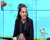 الفنان الشاب عمر فلكي ضيف صباحكم مبروك