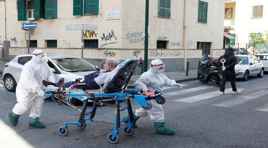 رصد حالة إصابة بالسلالة الجديدة لكورونا في إيطاليا