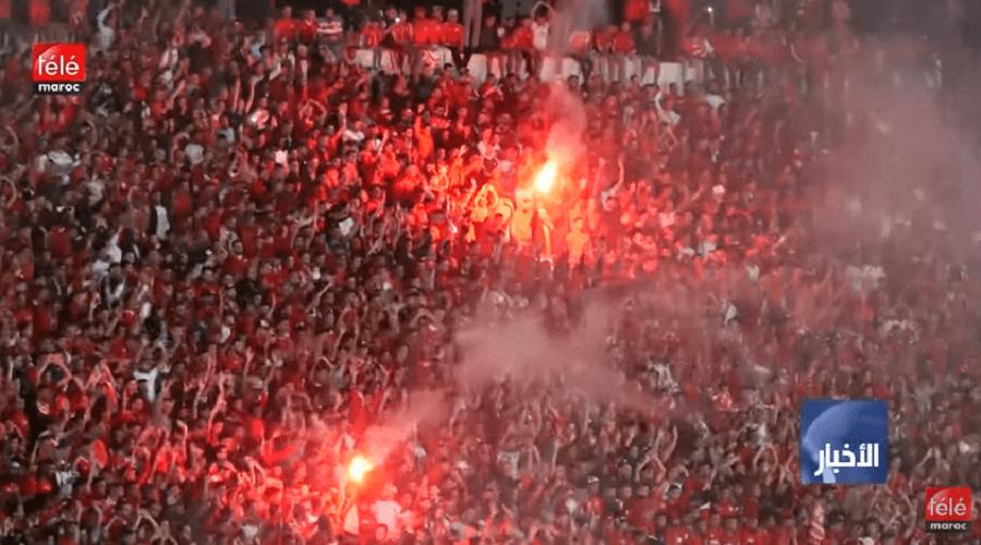 الوداد البيضاوي يتوج بلقب البطولة الوطنية الاحترافية للمرة العشرين في تاريخه