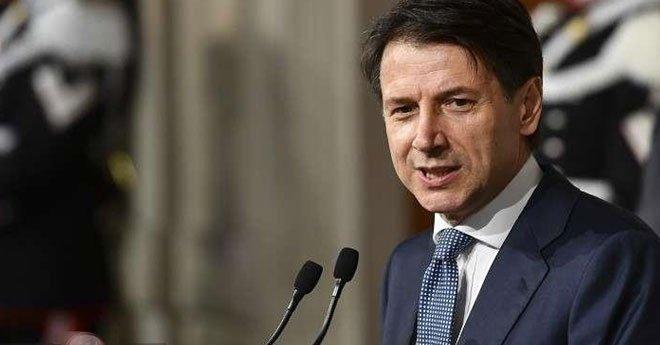 فيديو..الرئيس الإيطالي يكلف جوزيبي كونتي بتشكيل الحكومة الجديدة