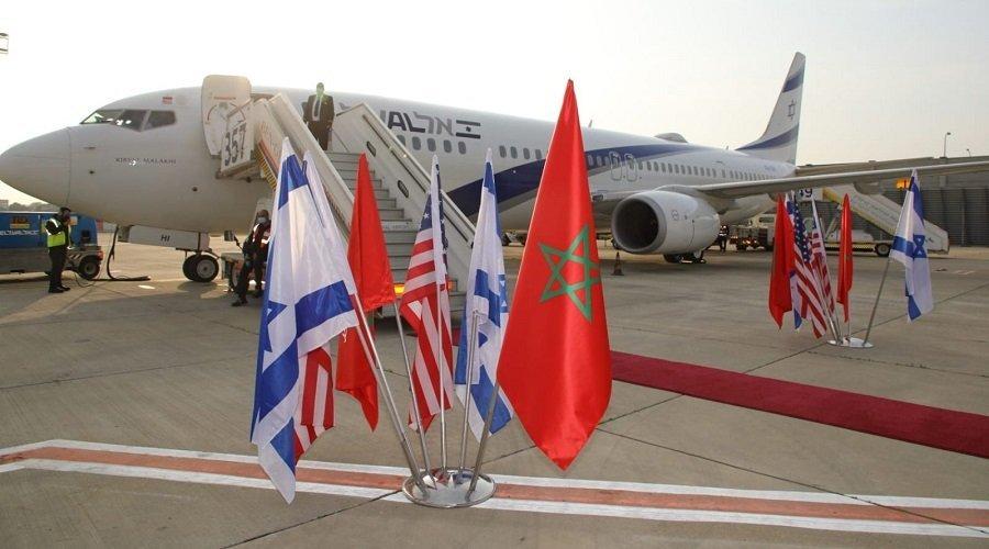 إقلاع أول رحلة مباشرة من إسرائيل إلى المغرب