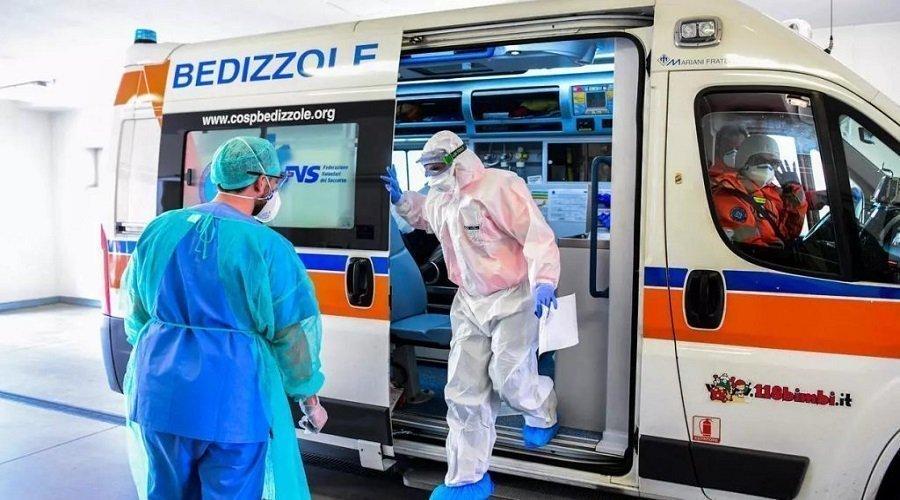 شفاء 1.555 مصابا بكورونا خلال يوم واحد بإيطاليا