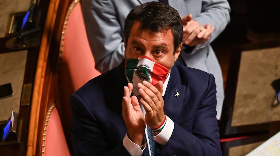 إيطاليا: رفع الحصانة عن ماتيو سالفيني تمهيدا لمحاكمته