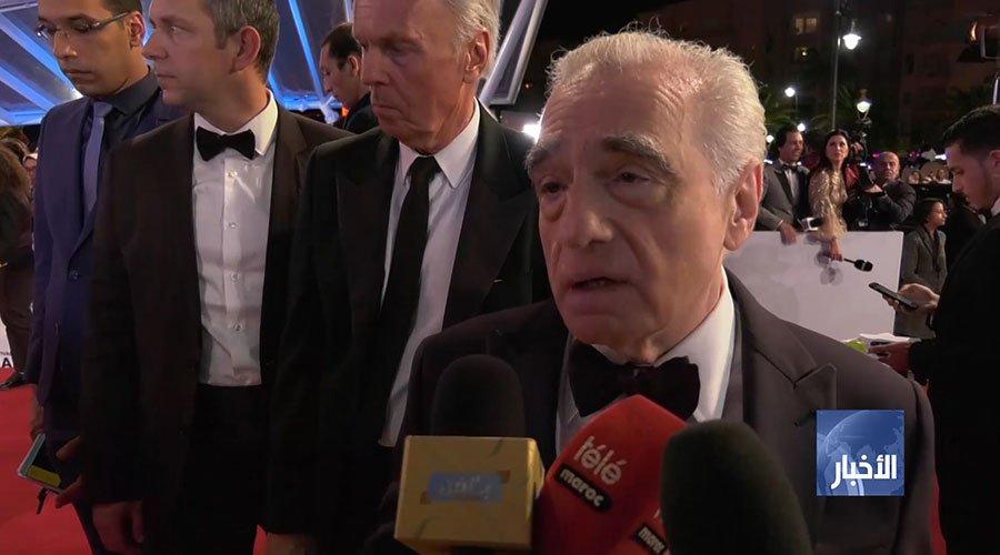 المخرج الأمريكي مارتن سكورسيزي راعيا رسميا للخزانة السينمائية المغربية