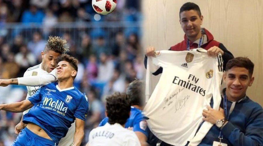 رسميا.. ريال مدريد يخطف موهبة مغربية من برشلونة