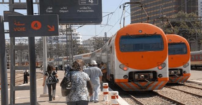مكتب السكك الحديدية يضع برنامجا خاصا لحركة القطارات بمناسبة العطلة المدرسية