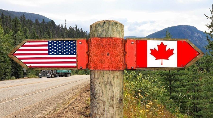كندا والولايات المتحدة تمددان إغلاق حدودهما إلى غاية 21 يونيو