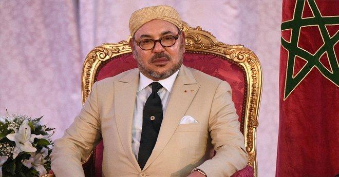 العاهل المغربي يبعث برقية تهنئة للرئيس الزيمبابوي الجديد