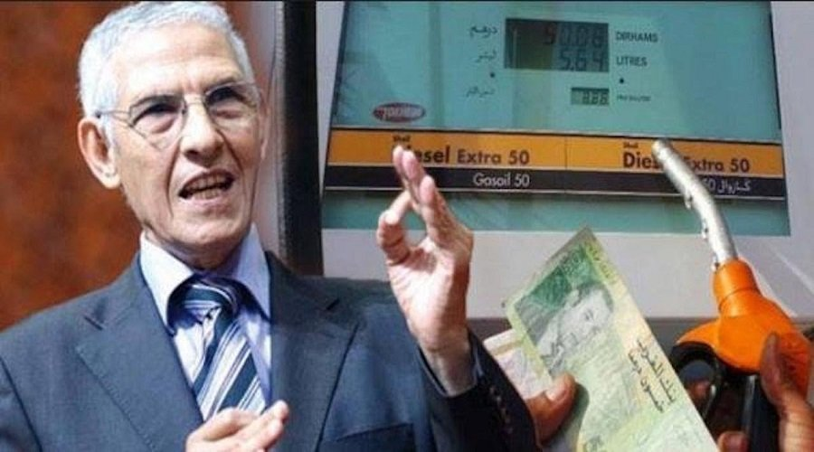 هكذا كذب الداودي على المغاربة بخصوص تسقيف أسعار المحروقات
