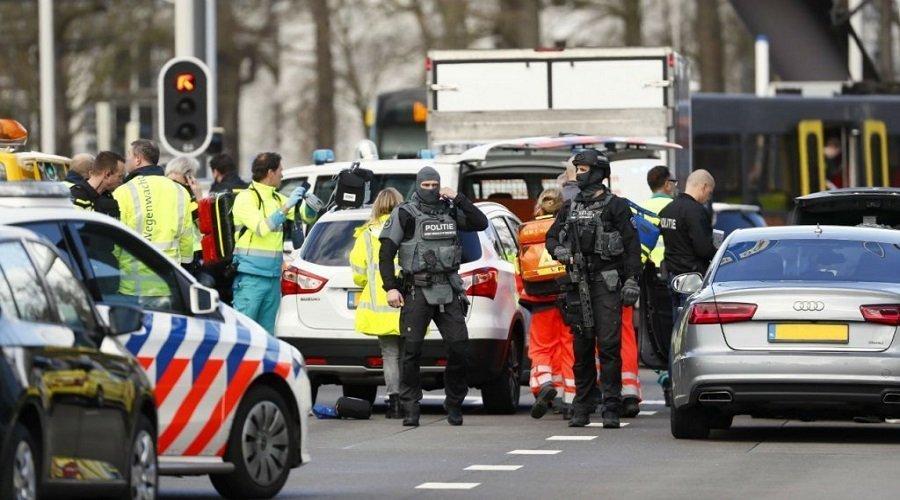 قتيل وجرحى في إطلاق نار بهولندا والشرطة ترجح الدافع الإرهابي