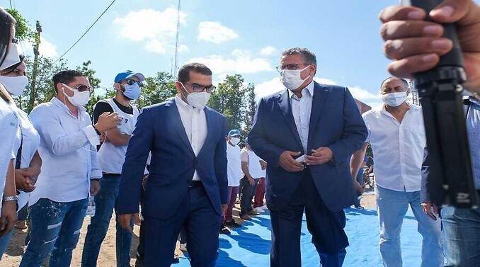 أخنوش ينزل بمنطقة الغرب لدعم مرشحي «الحمامة»