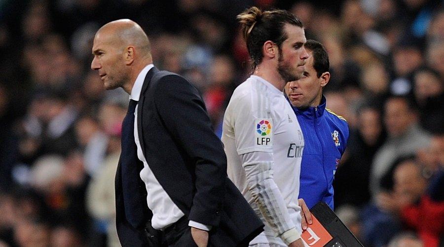 مورينيو: زيدان سعيد برحيل بيل عن ريال مدريد