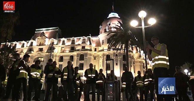 """فرنسا..حركة """"السترات الصفراء"""" تهدد ماكرون بعد ارتفاع رسوم الوقود"""