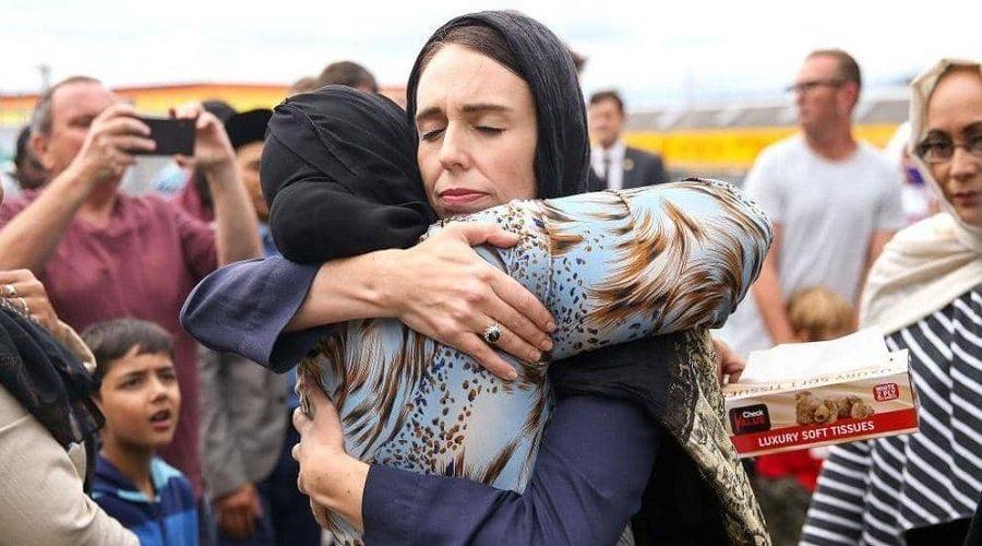 """نيوزيلندا ترتدي """"الحجاب"""" تضامنا مع المسلمين"""