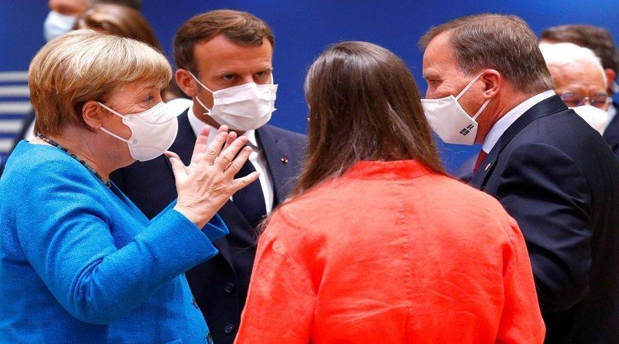 """الاتحاد الأوروبي على كف عفريت بين دول """"بخيلة"""" وأخرى على حافة الإفلاس"""