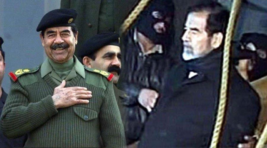 تسريب وثيقة سرية تكشف أسماء الموقعين على أمر إعدام صدام حسين