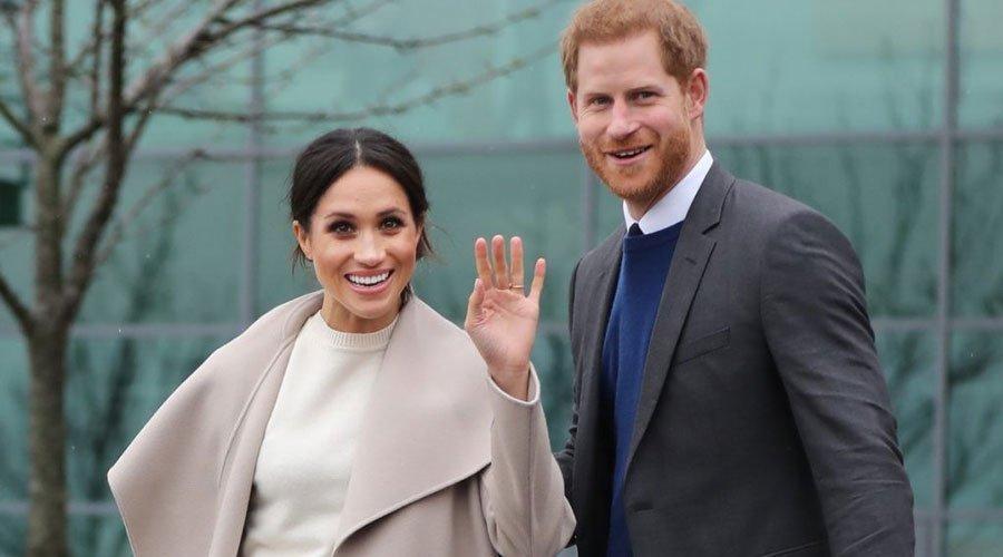 الأمير هارى وزوجته ميغان ماركل يزوران المغرب