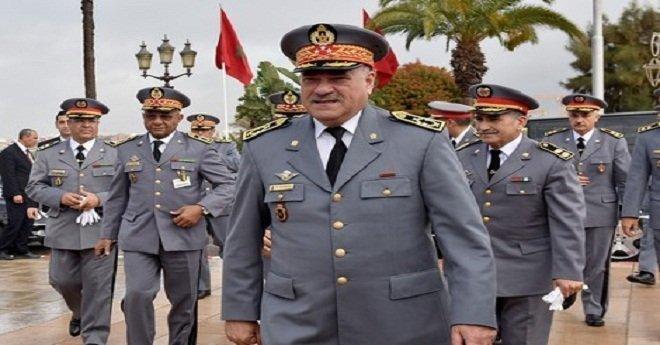 الجنرال حرمو يصفّي تركة بن سليمان في القيادة العليا للدرك