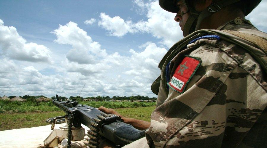 القوات المسلحة تطلق النار بكلثة زمور لهذا السبب