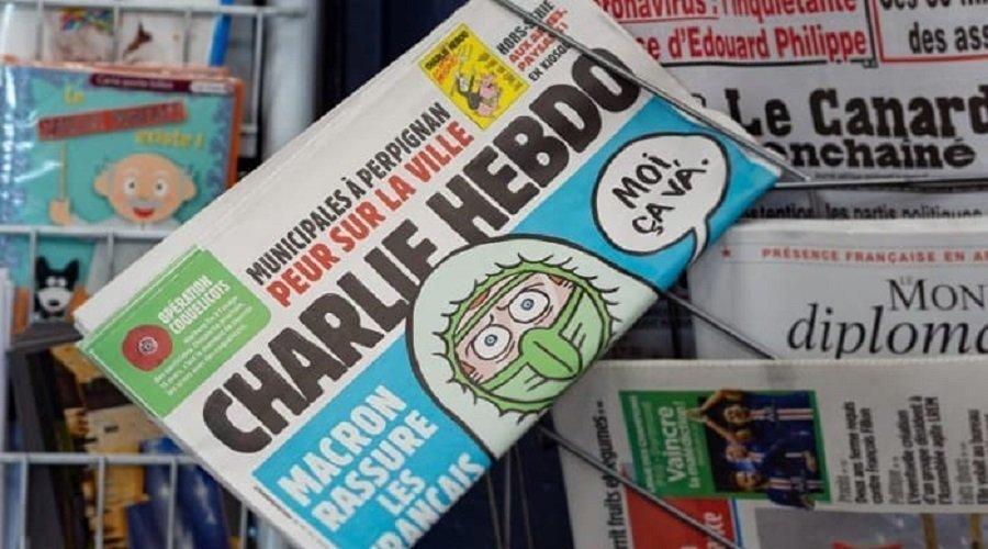 شارلي إيبدو تعيد نشر رسوم مسيئة للنبي محمد