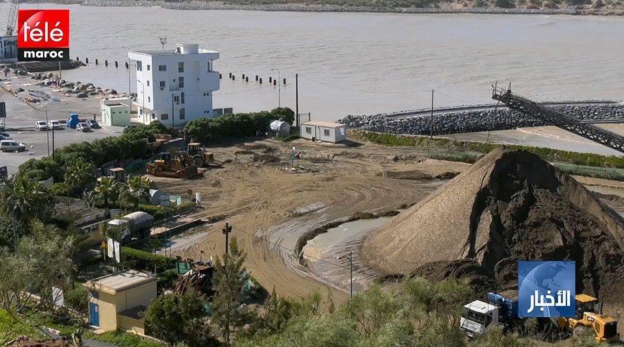 عمارة: لا وجود حاليا لمقالع استخراج رمال الشواطئ وكل التراخيص انتهت صلاحيتها سنة 2018
