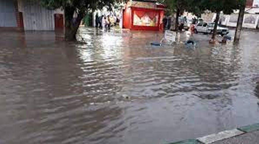 الأمطار تعري اختلالات صفقة كلفت 3 ملايير و500 مليون بتازة
