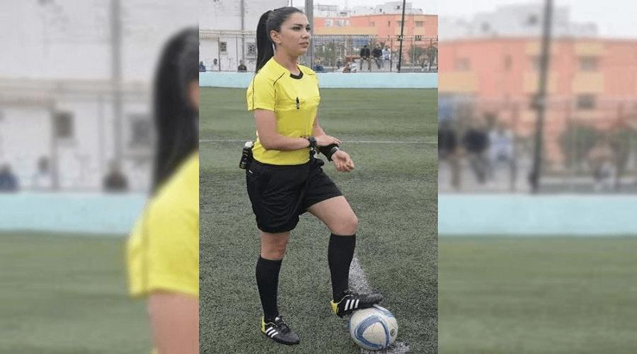 حكمة تونسية تقود مباريات الألعاب الإفريقية بالرباط