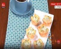 شهيوة : كيفية تحضير ميني كيك (كؤوس) السبانخ والجبن