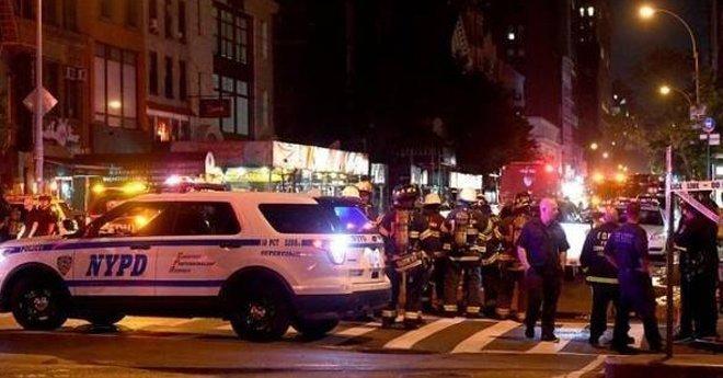 رئيس بلدية نيويورك : انفجار منهاتن هو محاولة هجوم إرهابي