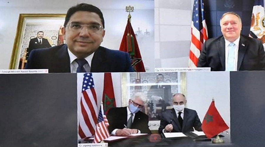 توقيع اتفاق لتعزيز الامتيازات والحصانات الدبلوماسية بين المغرب وأمريكا