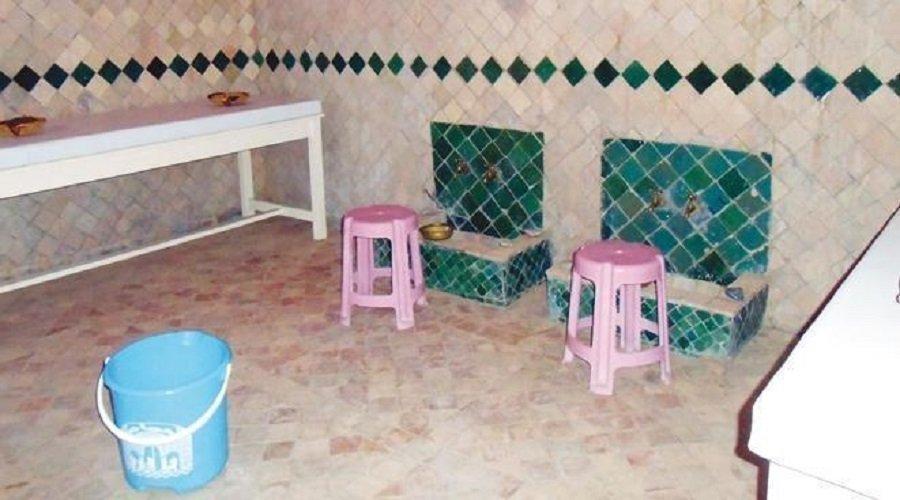 وزارة الداخلية تنفي إعادة فتح الحمامات في المحمدية