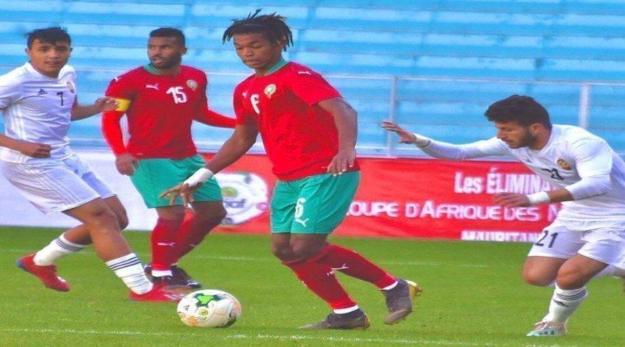الأشبال يستهلون مشاركتهم في نهائيات كأس إفريقيا بالفوزعلى غامبيا