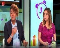 الامساك ، التحفيز وديكورات منزلية والفنانة نسيمة محمد في برنامج صباحكم مبروك