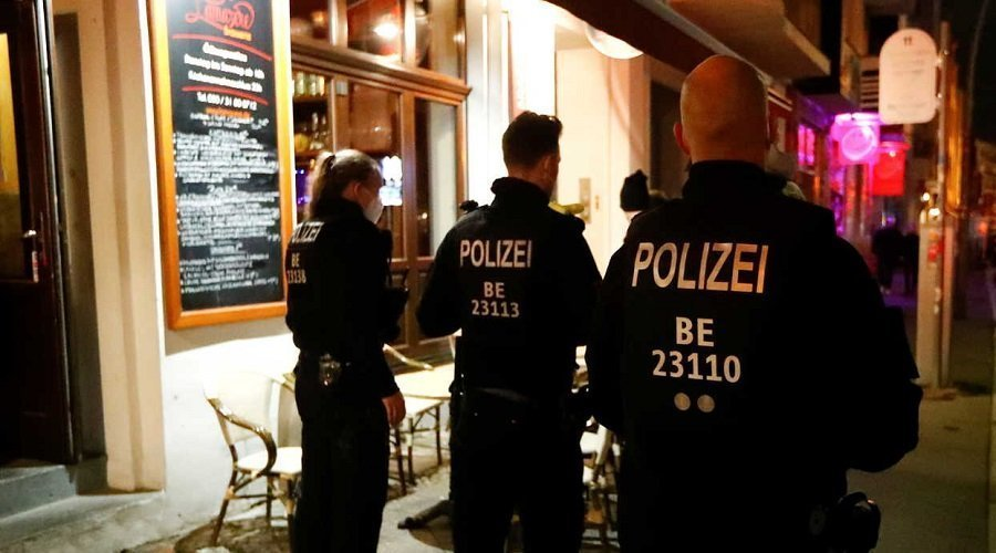 إصابة عدة أشخاص في عملية طعن بألمانيا