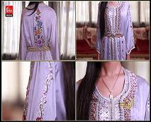 """أزياء يكشف سر وجمال """"التنبات"""" بالقفطان المغربي"""