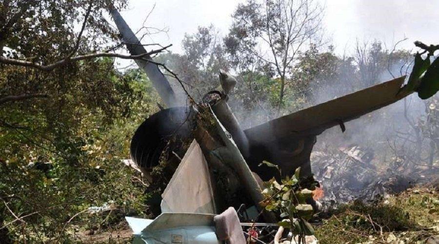 تحطم طائرة ومقتل قائدها بالجزائر